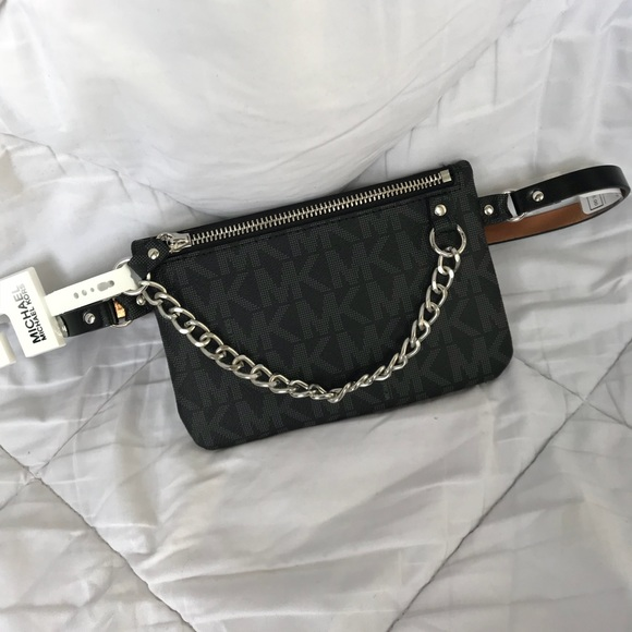 f52a047f0156 Michael Kors Bags | Fanny Pack Belt Bag Size Large | Poshmark
